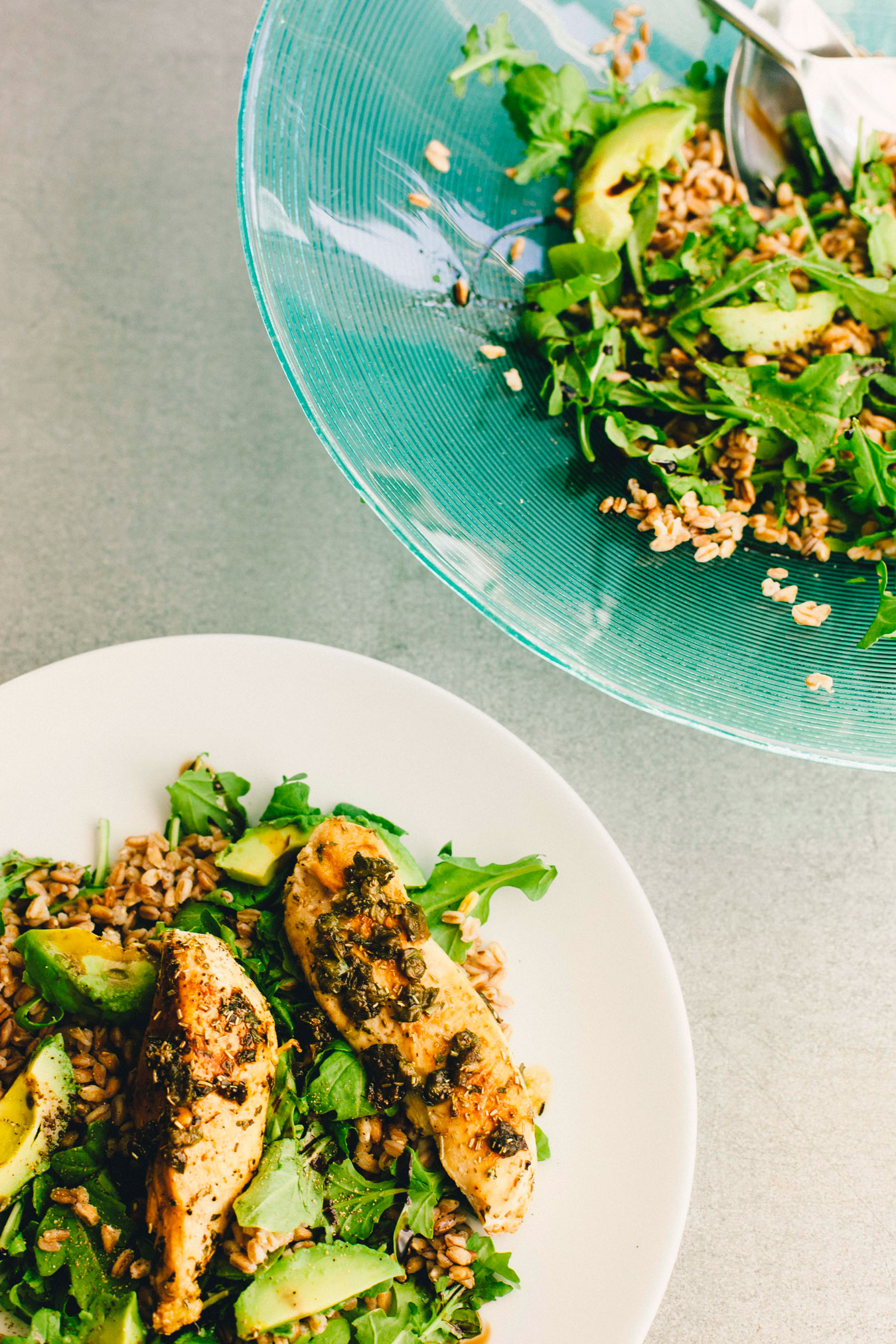 Chicken-Piccata-with-Farro-and-Arugula-Salad01